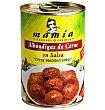 Albondigas mamía salsa 400 g Mediterránea