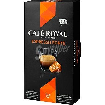 ROYAL Café espresso forte 10 c