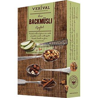 Verival Bio Muesli tostado con manzana ecológico Envase 300 ml