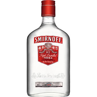 Smirnoff Vodka Botella 35 cl
