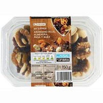 Eroski Cócktel de frutos secos Supremo Tarrina 150 g