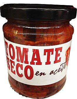 Garden Food Tomate seco en aceite condimentado con especias  Tarro de 190 g