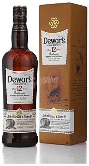 Dewar's Whisky escocés special reserva 12 años Botella 70 cl