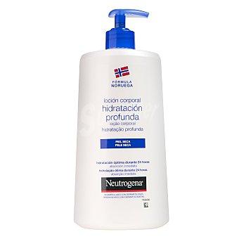 Neutrogena Loción corporal piel seca Dosificador 750 ml