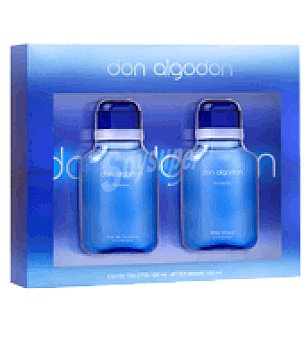 Don Algodón Estuche de colonia 100 ml. + after shave 100 ml. 1 ud