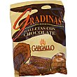 Gradinas galletas con chocolate Bolsa 200 g Gargallo