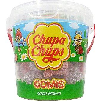 Chupa Chups Gomis. Caramelos de goma con aromas naturales Bote 300 g
