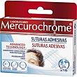 Apósito para suturas Caja 16 unid Mercurochrome