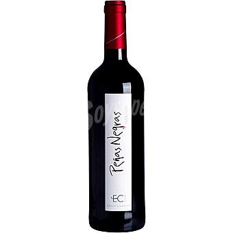 PEÑAS NEGRAS Vino tinto madurado en barrica D.O. Utiel Requena Botella 75 cl