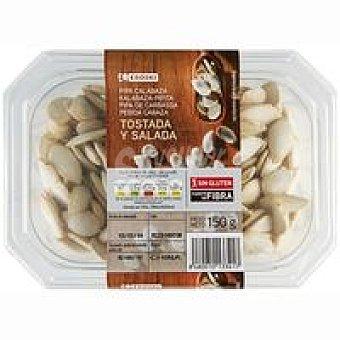 Eroski Pipas de calabaza Tarrina 150 g