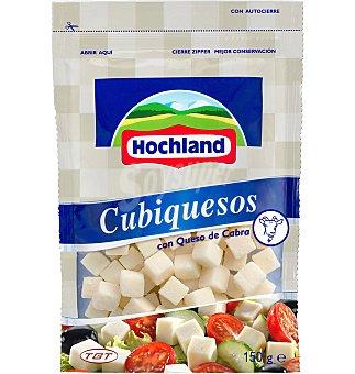 HOCHLAND Cubiquesos Cubiquesos ensalada cabra 150 G