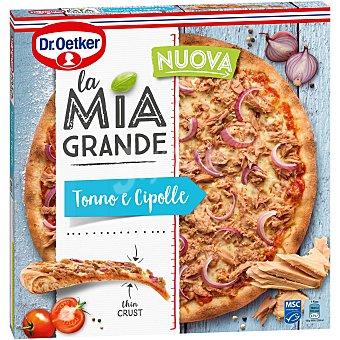 La Mia Pizza atún y cebolla Grande 410 G 410 g