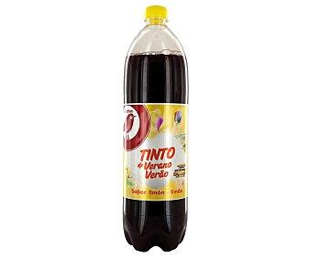 Auchan Tinto de verano con limón 1.5 l