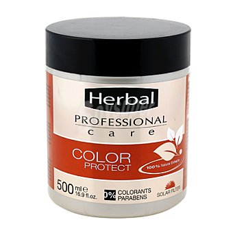 Herbal Mascarilla Protección del Color Professional Care 500 g