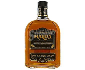 Magua Ron dominicano dorado extra viejo Botella 70 cl