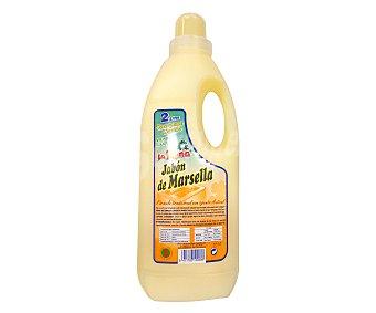 La rana Detergente Líquido Jabón de Marsella 2 Litros