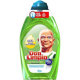 Don Limpio Limpiador en gel concentrado Nueva Zelanda Botella 520 ml