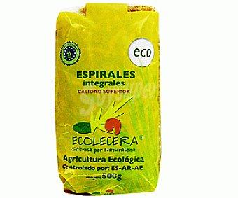 Ecolecera Spaguettis Integrales Ecológico 500g