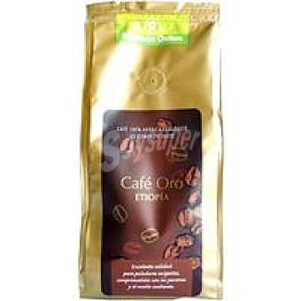 INTERMON OXFAM Café molido etiopia oro 100% arábica 250 g
