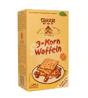 Mercontrol Waffles multigrano 1 ud