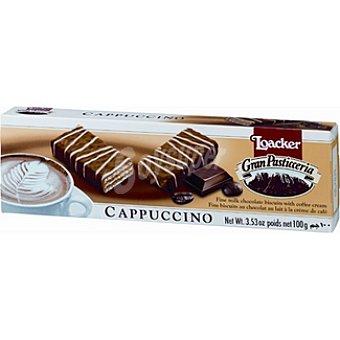 Loacker Galletas Cappuccino Paquete 100 g