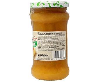 SANTIVERI Mermelada de melocotón ecológico 325 gramos
