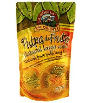 Huerta de Oriente Pulpa de fruta sabor lulo 250 g