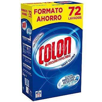 COLON Easy Clean Detergente máquina polvo maleta 72 cacitos Maleta 72 cacitos