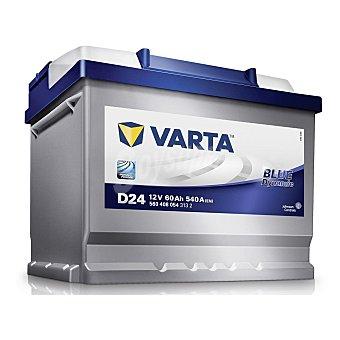 Varta Batería de Coche Varta Blue Dinamic D24 60Ah
