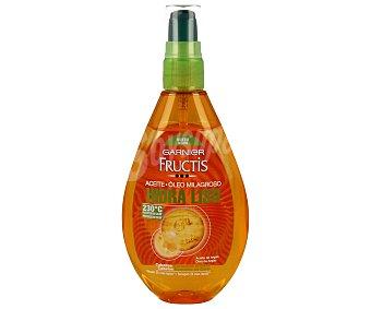 Fructis Garnier Aceite milagroso hidra liso de 150 mililitros
