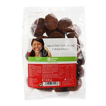 Intermón Oxfam Galletas cacao anacardos 300 g