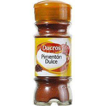 Ducros Pimentón dulce Frasco 40 g