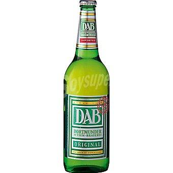 DAB Cerveza rubia alemana original Botella 66 cl