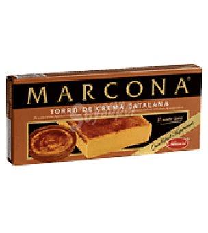 Marcona Turrón de crema catalana 300 g