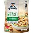 Muesli de frutos secos-semillas Paquete 600 g Quaker
