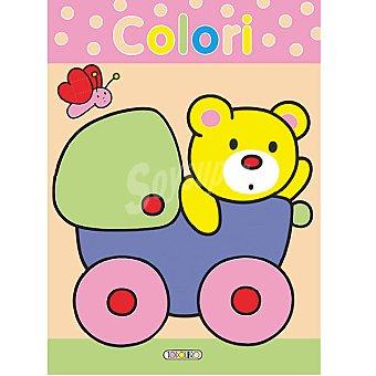 Cuaderno de actividades Colori