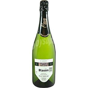 Blason Cava brut nature de Aragón botella 75 cl Botella 75 cl