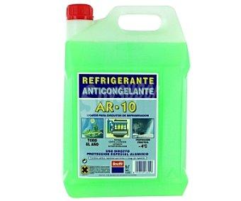 Kraftt Líquido anticongelante, refrigerante, con temperatura mínima de -6 º C 5 litros