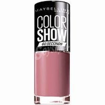 Maybelline New York Color Show 017 Smoky Rose Pack 1 unid
