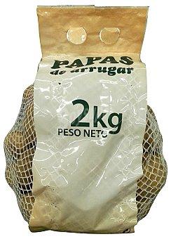 VARIOS Patata arrugar (papas) Malla 2 kg