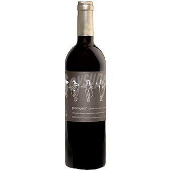 PUNTIAPART Vino tinto D.O. Empordá Botella 75 cl