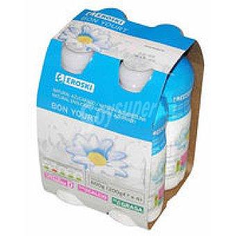 Eroski Bonyourt natural Pack 4x200 ml