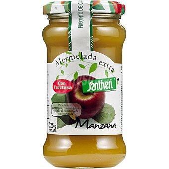 Santiveri Mermelada de manzana sin azúcar añadido Envase 325 g
