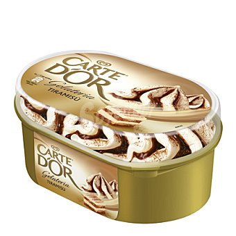 Frigo Carte D'Or Carte D`or de tiramisú Tarrina 520 ml