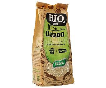 BIO Quinoa de agricultura ecológica santiveri 400 gramos