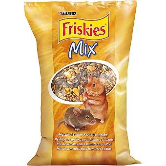 FRISKIES MIX Mezcla para hámster y ratones estuche 1 kg Estuche 1 kg
