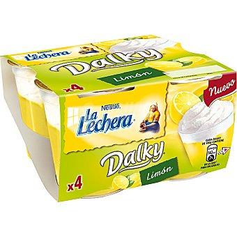 La Lechera Nestlé Limón Pack 4 unidades 100 g