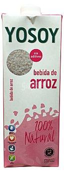 Yosoy Bebida de arroz Brik 1 litro