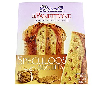 Bauli Panettone con galletas 500 gramos