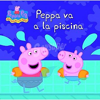 PEPPA PIG Peppa va a la piscina. Primera infancia 1 Unidad